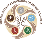 Studio Chi West Kelowna Reiki Training Shiatsu Acupressure Reiki Courses Tuning Forks Resource School: Shiatsu Therapy Association of BC logo